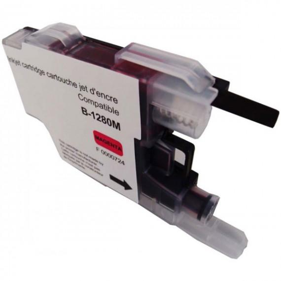 GENERIQUE Cartouche compatible LC1280XLM/1240M/1220M
