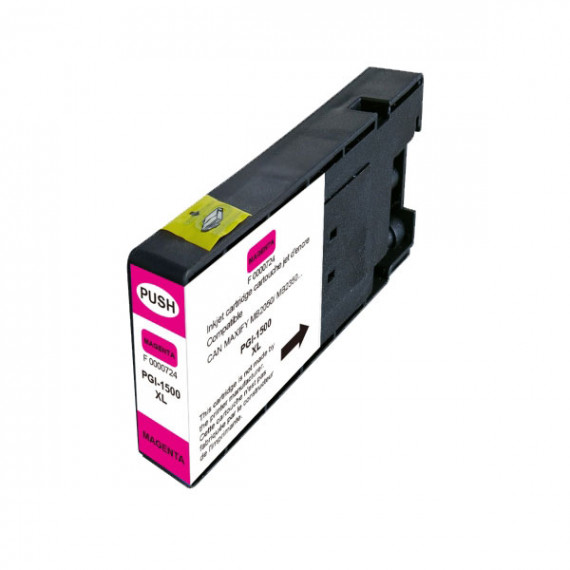 GENERIQUE Cartouche compatible Canon PGI-1500XL M (Magenta)