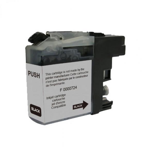 GENERIQUE Cartouche compatible Canon CLI-571XL BK (Noir)
