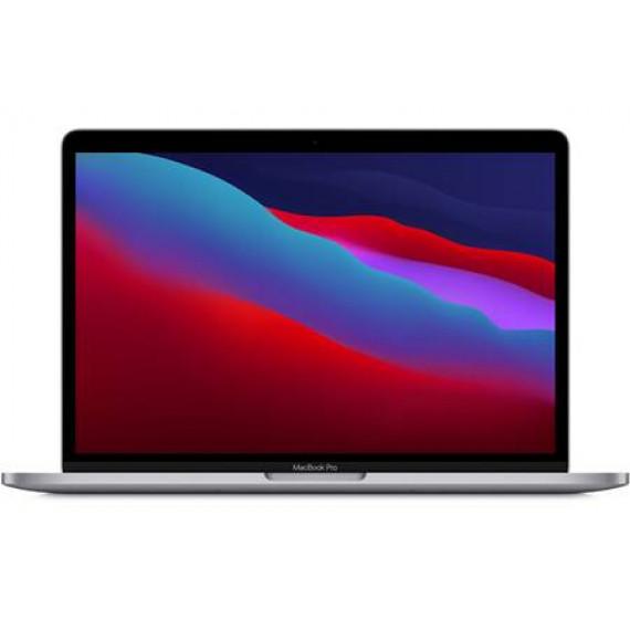 APPLE MacBook Pro 13'' Touch Bar 2 To SSD 16 Go RAM Puce M1 Gris sidéral Nouveau