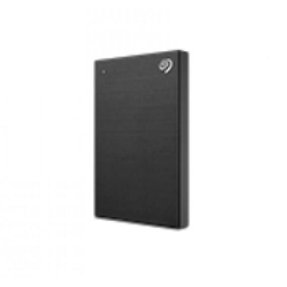 SEAGATE - Disque dur externe - Backup Plus Slim - 1 To - Noir (STHN1000400)