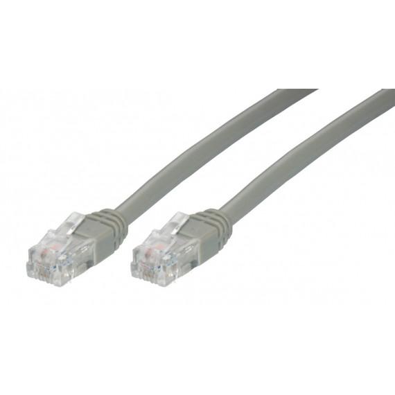 MCL Cordon spécial ADSL connecteurs RJ11 6/4 mâle / mâle - 10m