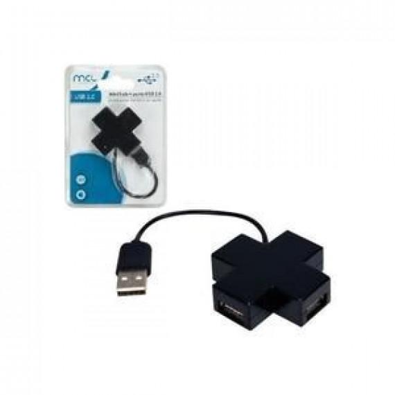 MCL MCL Mini hub 4 ports USB 2.0