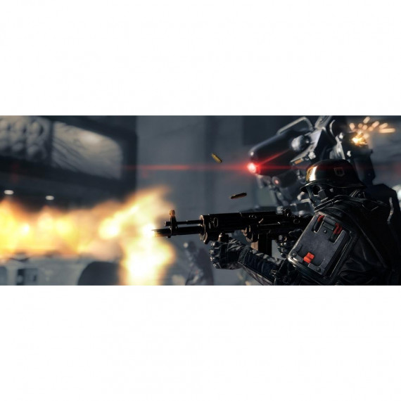 JUST FOR GAMES WOLFENSTEIN THE NEW ORDER PC