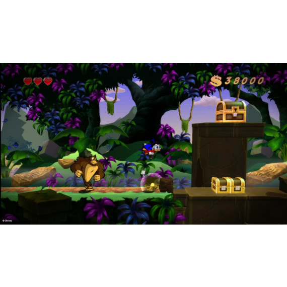 JUST FOR GAMES DUCK TALES PC