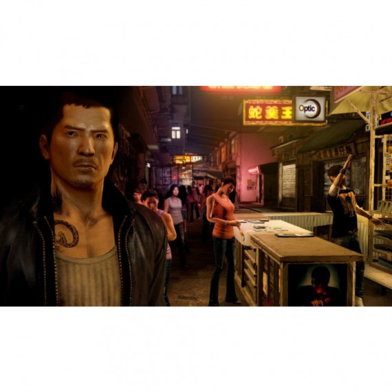 JUST FOR GAMES SLEEPING DOGS D.EDITION PS4