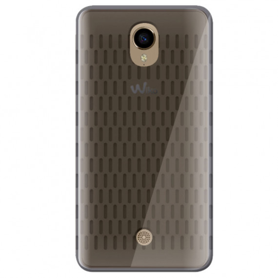WIKO Coque Wicube Translucide Tommy