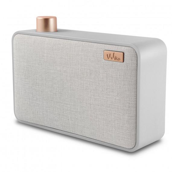 WIKO WiShake Wireless Speaker Blanc