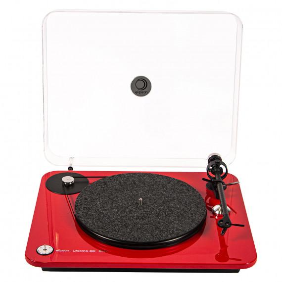 Elipson Chroma 400 RIAA Rouge