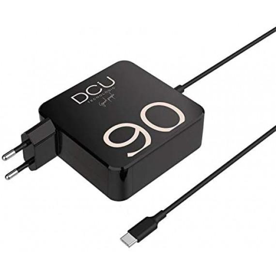 DCU TECNOLOGIC USB CHARGER TYPE C 90W 1.8M