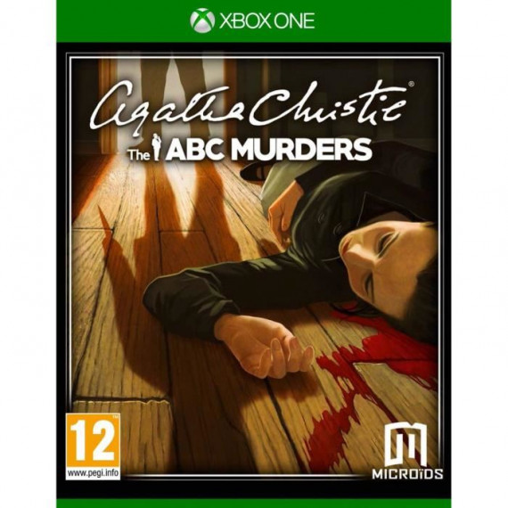 JUST FOR GAMES AGATHA CHRISTIE XBOX ONE