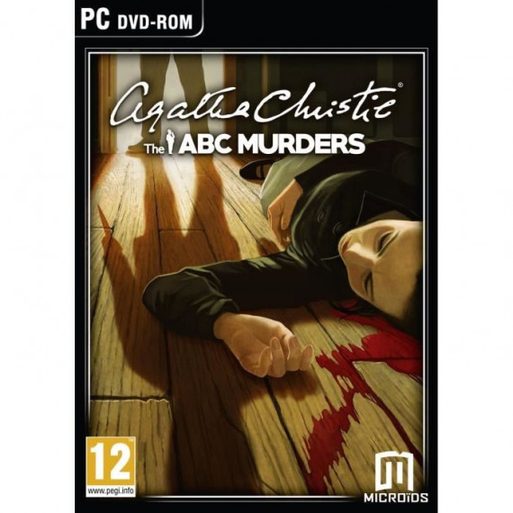 JUST FOR GAMES AGATHA CHRISTIE PC
