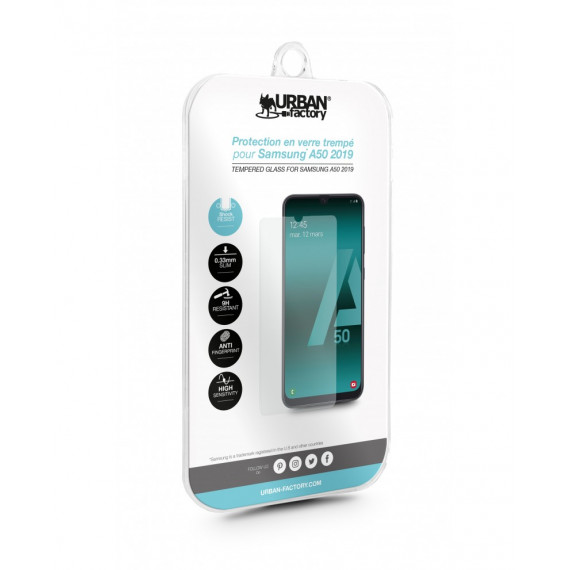URBAN FACTORY TEMPERED GLASS