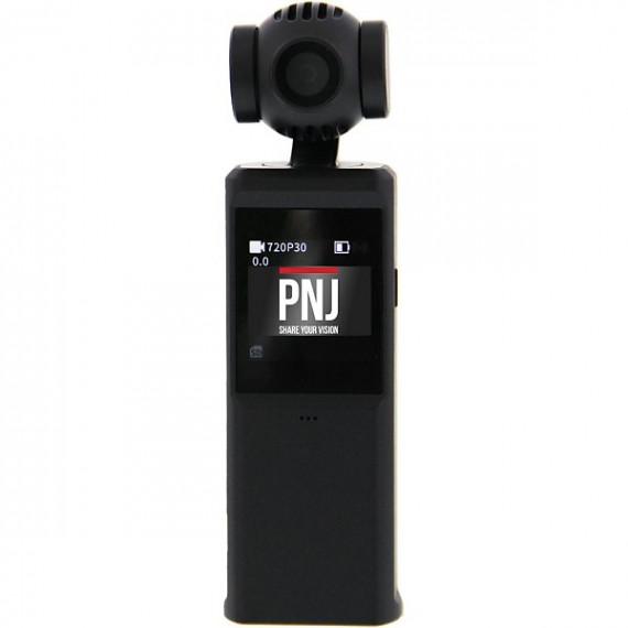 PNJ Caméra sportive  Vlog Pocket noire