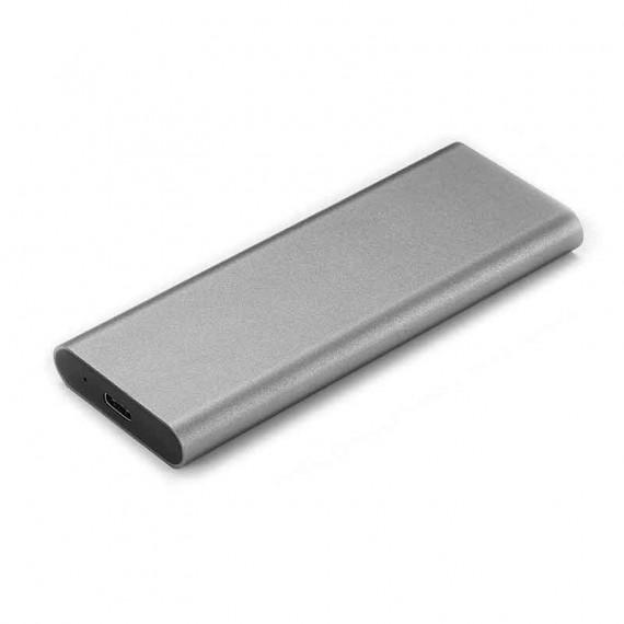 """HEDEN 2.5"""" USB-C 3.1 Gen.2 pour SSD M.2 NVME"""