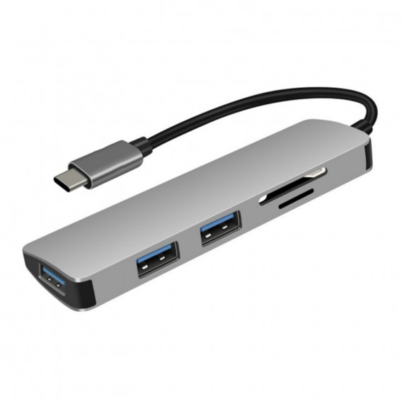 HEDEN hub USB 3.0 Type-C 5 ports