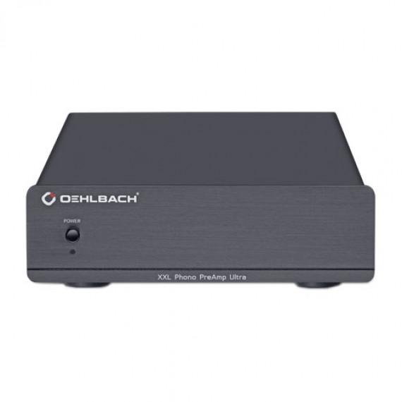Oehlbach XXL Phono PreAmp Ultra Noir