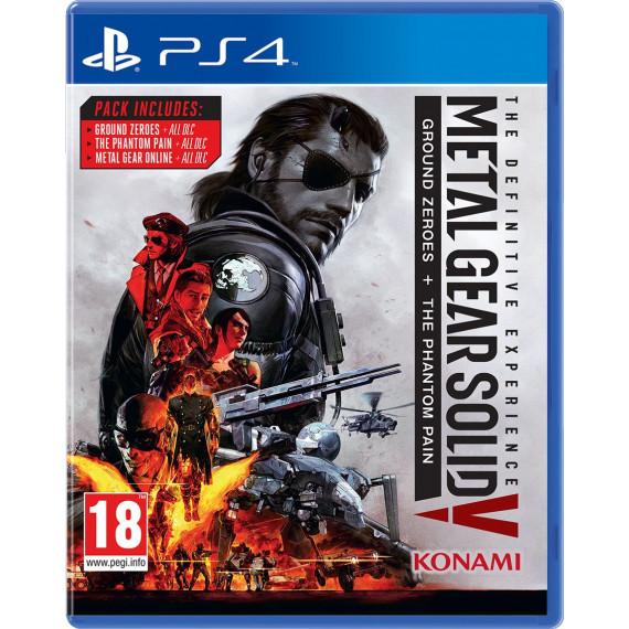 Konami METAL GEAR SOLID 5 GOTY PS4