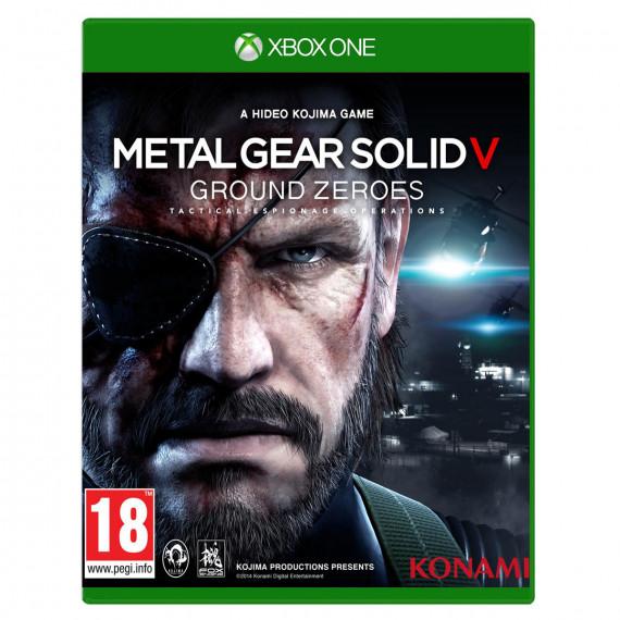 Konami Metal Gear Solid V : Ground Zeroes (Xbox One)