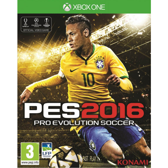 Konami Pro Evolution Soccer 2016 - PES 2016 (Xbox One)