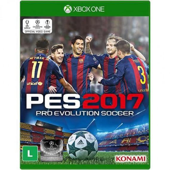 Konami PES 2017 XBOX ONE