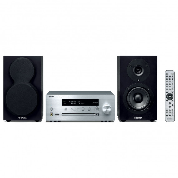 Yamaha MUSICCAST MCR-N470D ARGENT