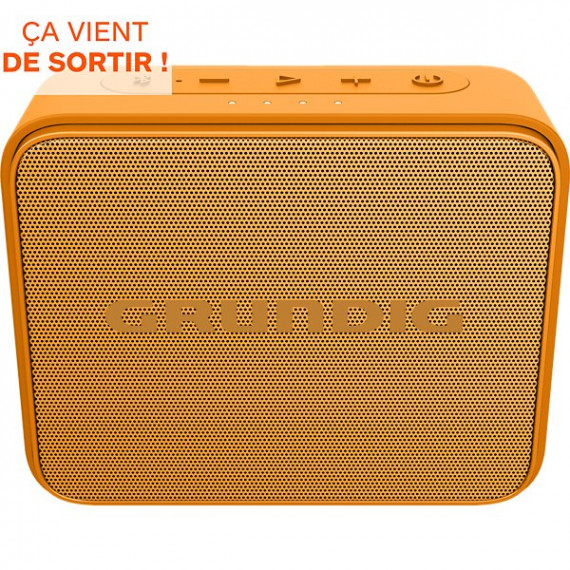 Grundig Enceinte Bluetooth  JAM Orange