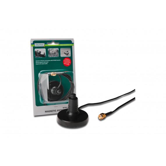 DIGITUS Magnetfuß für WLAN-Antenne
