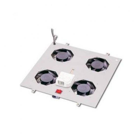 DIGITUS DIGITUS DN-19 FAN-4-N  - Unité de ventilation pour baies serveur et coffrets muraux
