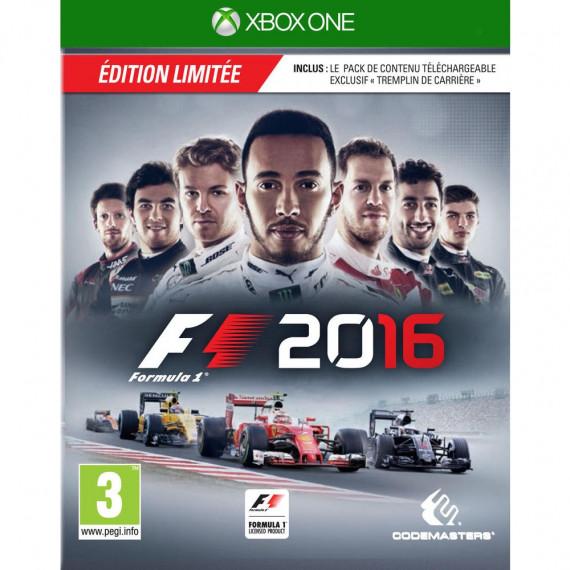KOCH MEDIA F1 2016 XBOX ONE