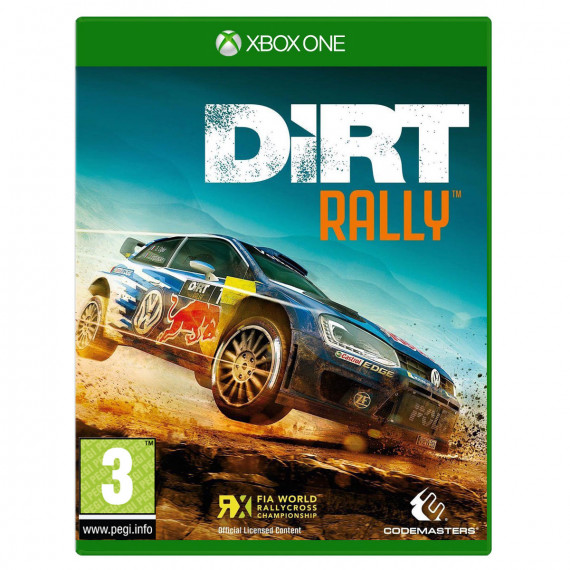 Codemasters DiRT : Rally - Legend Edition (Xbox One)