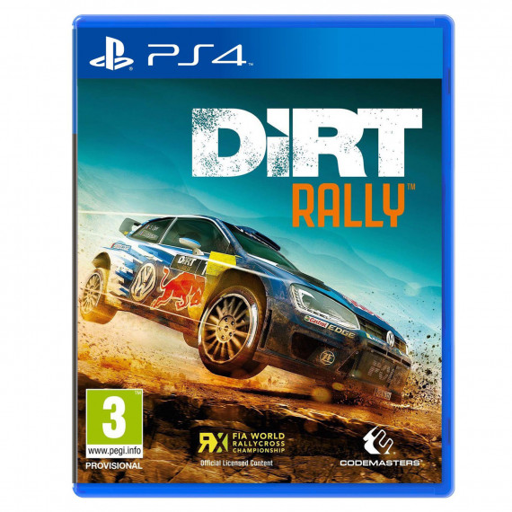 Codemasters DiRT : Rally - Legend Edition (PS4)