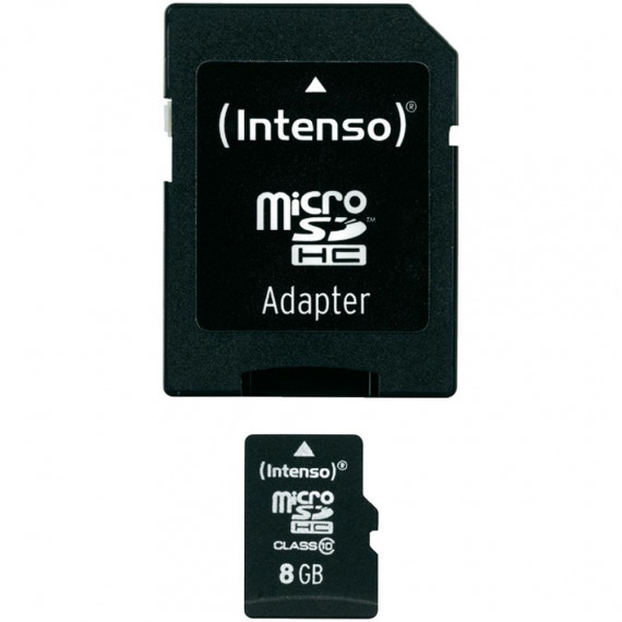 INTENSO microSDHC 8 GB