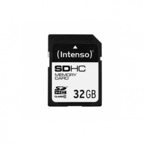 INTENSO Secure Digital SDHC Card 32 GB