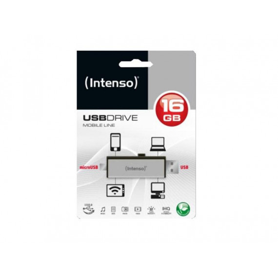 INTENSO Mobile Line 16 GB