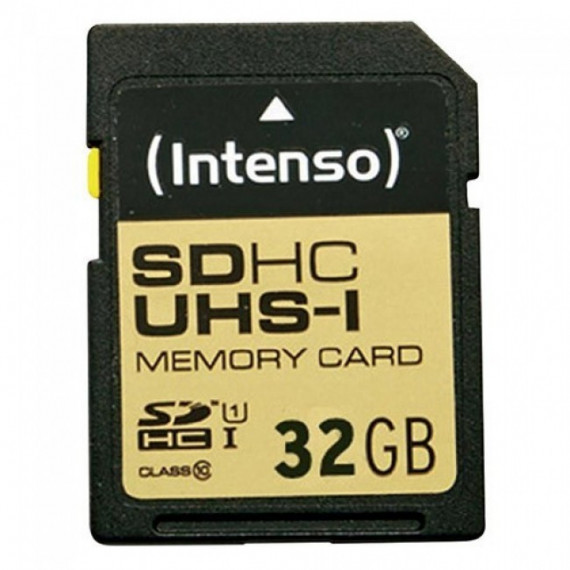 INTENSO SD 32GB 10/45 Secure Digital UHS-I ITO