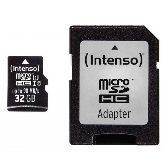 INTENSO 32 GB microSDHC