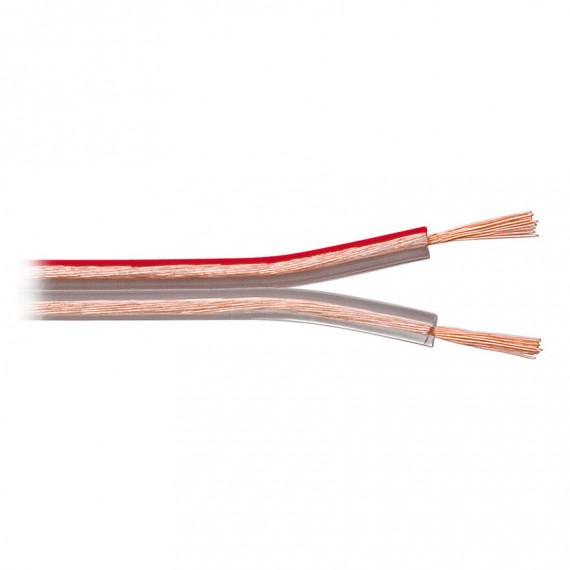 GENERIQUE Câble Haut-Parleur 0.75 mm² en cuivre OFC