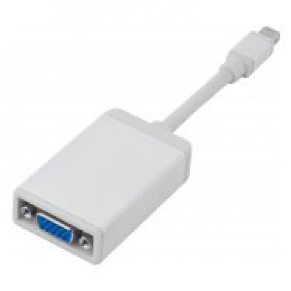 GENERIQUE Adaptateur actif Mini DisplayPort mâle / VGA femelle (compatible Full HD)