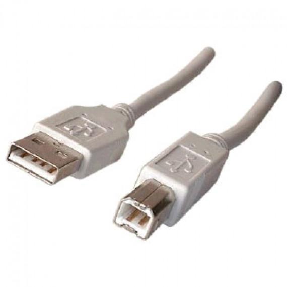GENERIQUE Câble USB 2.0 AB M/M 3 m