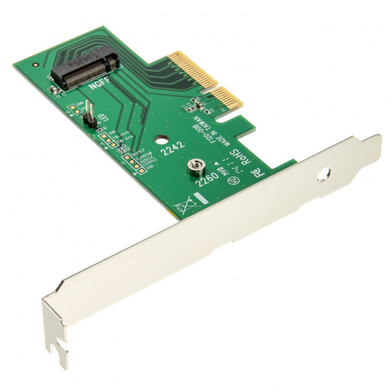 DeLock PCIe-3.0-x4 à M.2-SSD