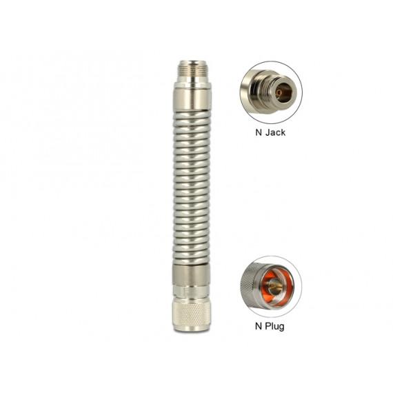 DeLock Schwanenhals-Antennenverlängerung N-Stecker > N-Buchse