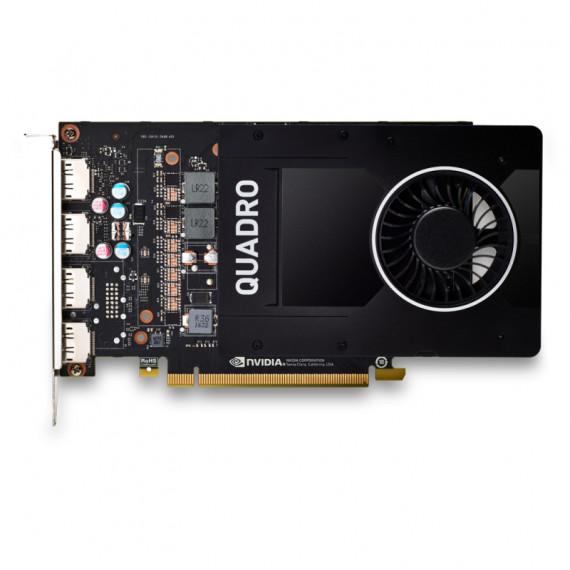 Fujitsu nVIDIA Quadro P2200 5Go  nVIDIA Quadro P2200 5Go 4xDP 16xPCIe w/o adapters