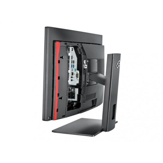 Fujitsu AlO White i3 W10P 8G 256SSD Webcam