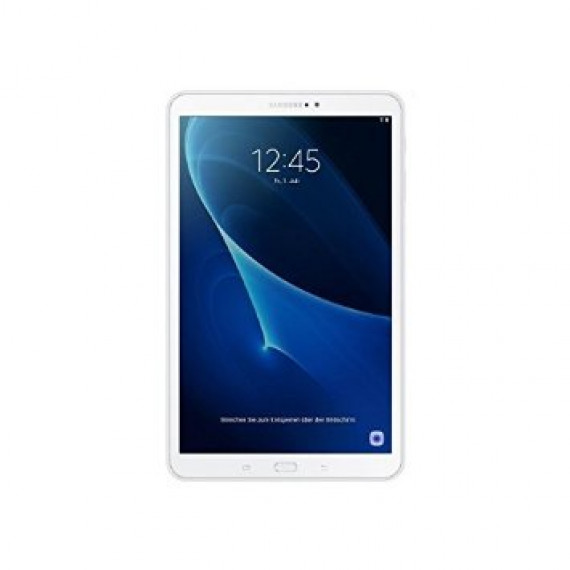 "Tablette Internet Samsung Galaxy Tab A 2016 10.1"" SM-T580 16 Go - ARM Cortex-A53 Octo-Core 1,6 GHz 2 Go LED Tactile Wi-Fi/Bluetooth/Webcam Android 6.0 Blanc"