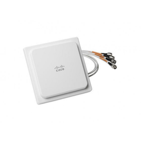 Antenne Omni-directionnel Cisco Small Business Aironet AIR-ANT2524V4C-R= pour Cisco Aironet 1600e , 2600e et 3600e