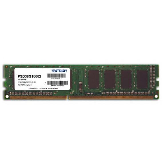 PATRIOT DIMM 8 GB DDR3- 1600
