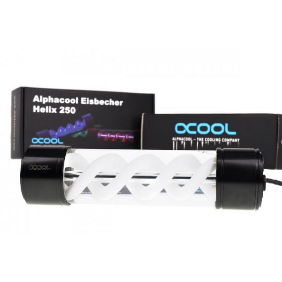 Alphacool Eisbecher Helix 250mm reservoir noir/blanc