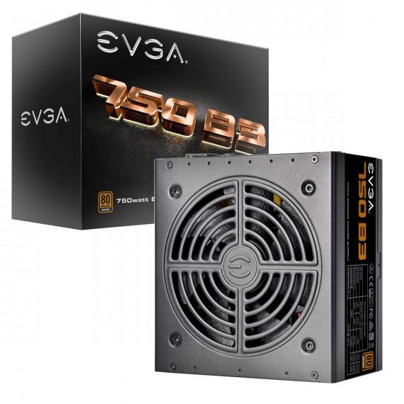 EVGA 750W BRONZE B3 Série