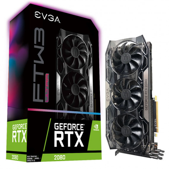EVGA GeForce RTX 2080 FTW3 ULTRA GAMING
